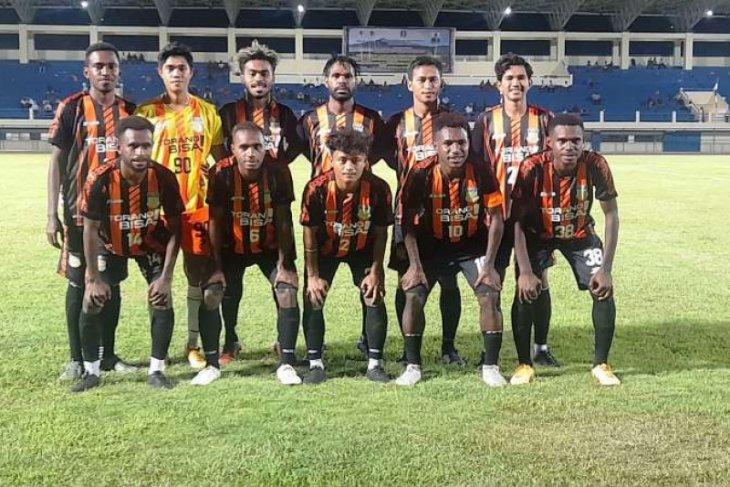 PSSI putuskan sepak bola PON Papua tanpa pemain profesional