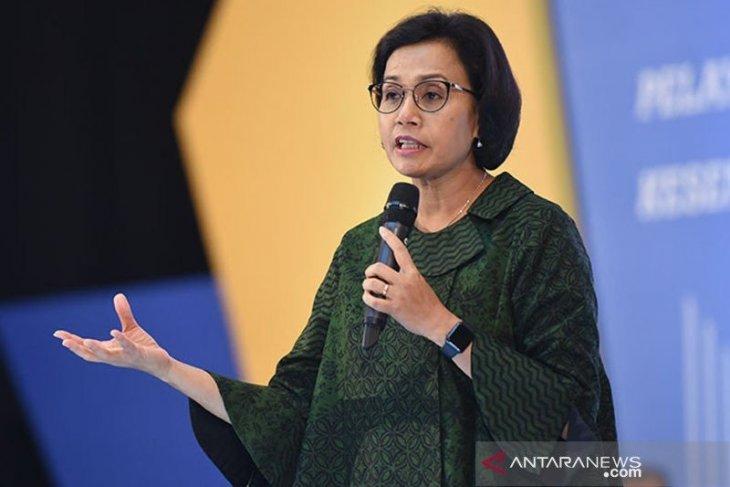 Sri Mulyani sebut pendapatan negara Februari 2021 tumbuh 0,7 persen