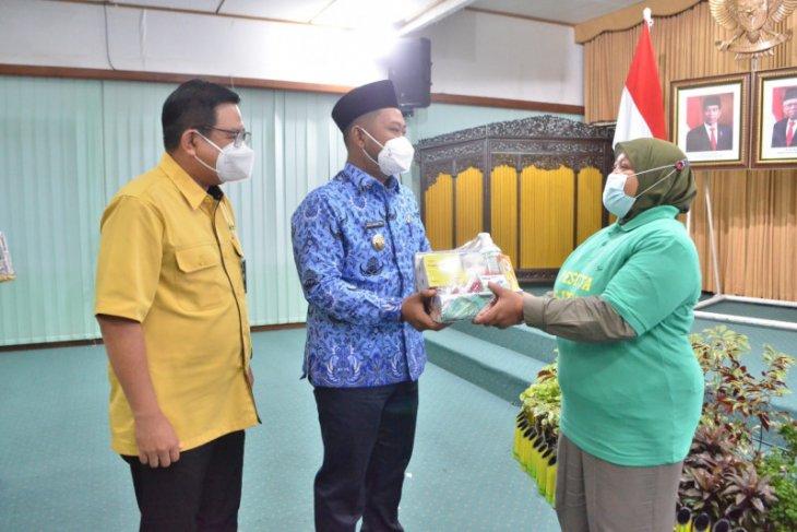 Pemkab Gresik gandeng Petrogres luncurkan Kampung Sehat 2021