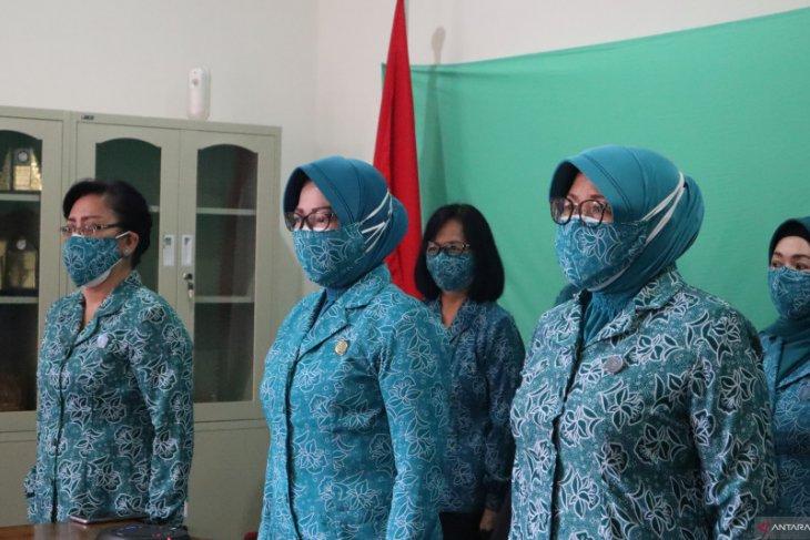 PKK Kalbar buat SK pembentukan posko cegah penyebaran COVID-19
