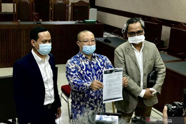 PN Jakpus tunda sidang pemecatan Jhoni Allen sampai 24 Maret