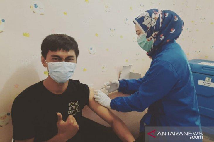 Pemerintah telah lakukan vaksinasi COVID-19 kepada 4.705.248 orang