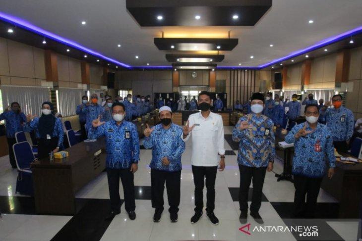 Bupati Banjar luncurkan Lapor Manis