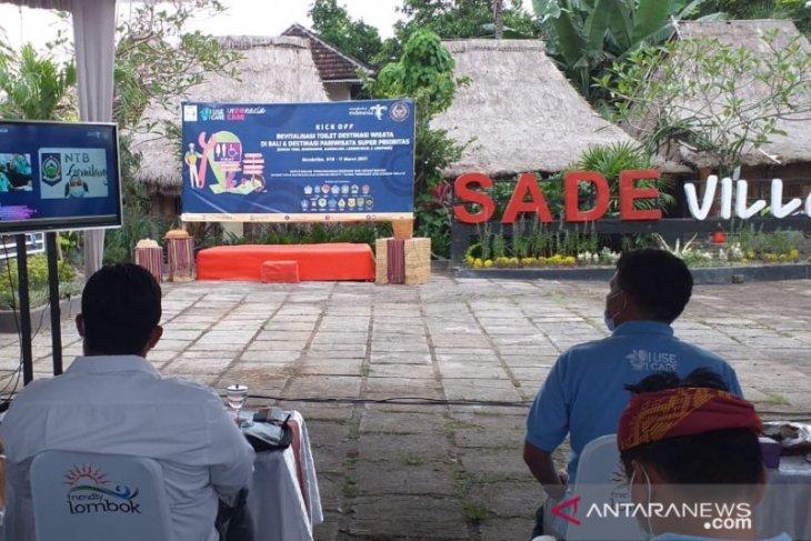 Kemenparekraf revitalisasi toilet di Bali dan DPSP (video)