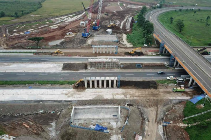 Toll road to Kertajati airport 60% complete: official