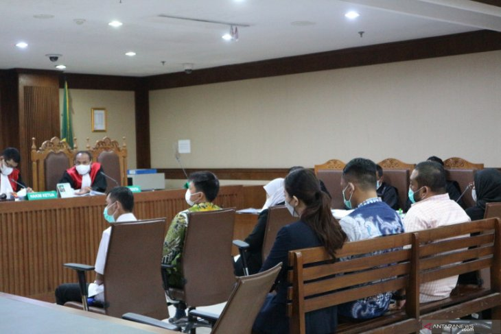 Sidang Tipikor, Edhy Prabowo jelaskan alasan buka keran ekspor benih lobster