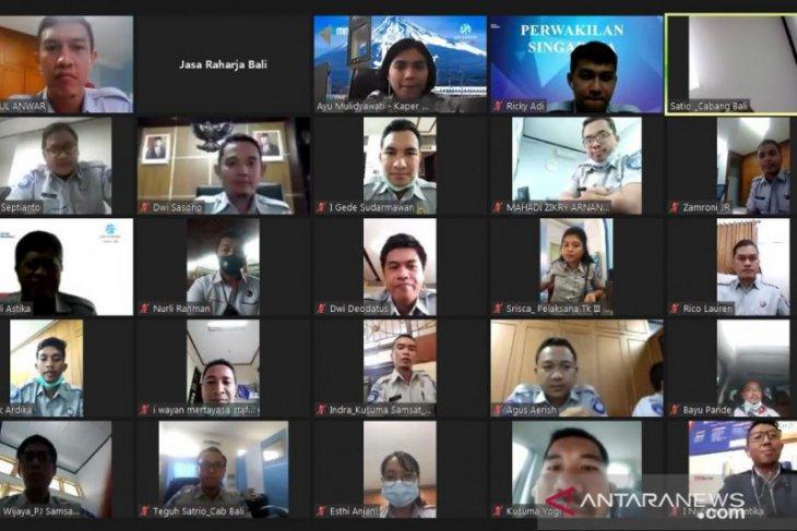 Jasa Raharja Bali lakukan internalisasi dan sosialisasi nilai