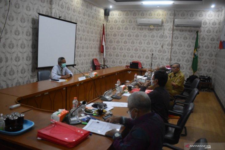 28 pejabat pimpinan tinggi pratama Pemkab Tala ikuti uji kompetensi