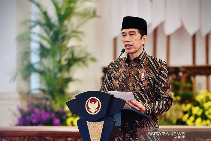 Presiden Jokowi: Kartu Prakerja sukses tingkatkan keterampilan pekerja