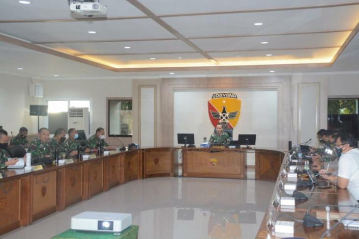 600 personel TNI siap amankan kunker Panglima TNI-Kapolri ke Bali