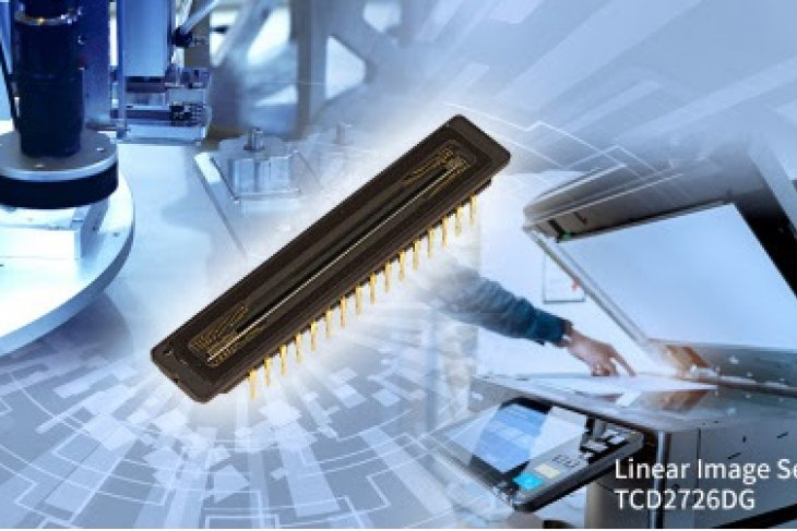 Toshiba introduces lens reduction type CCD linear image sensor for A3 multifunction printers