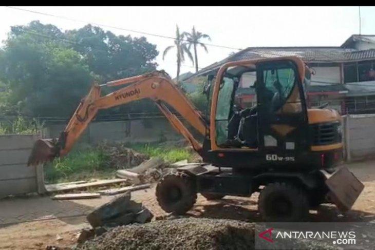 Polisi panggil pemasang tembok beton di Ciledug terkait kasus ancaman