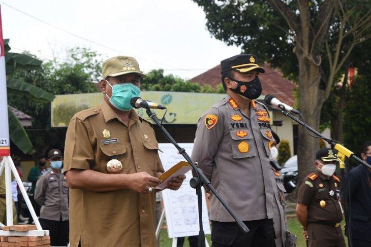 Pemkab apresiasi deklarasi pembangunan zona interitas di Polresta Deli Serdang