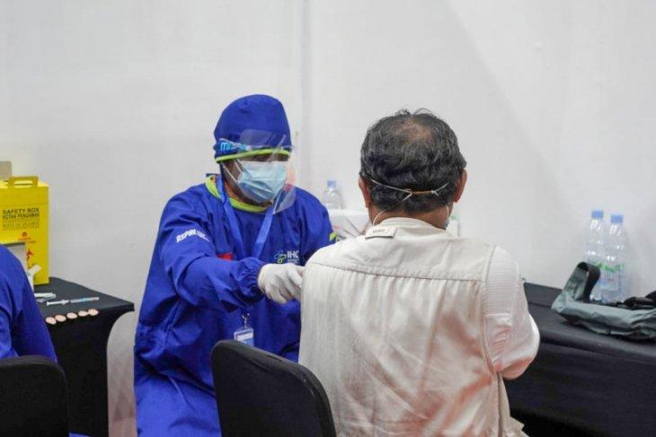 Pegadaian sukseskan program vaksinasi nasional bagi lansia