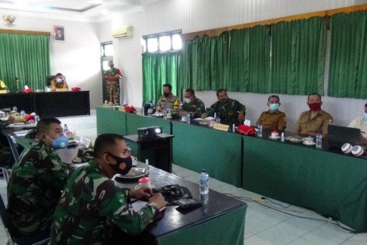 Tim Wasev  Mabes TNI berharap TMMD di Gunungsitoli berjalan optimal