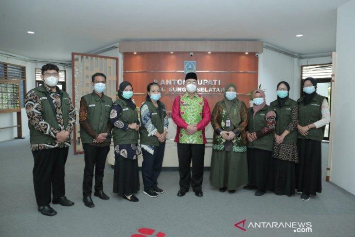 Tujuh pengajar muda angkatan kelima akan bertugas di HSS