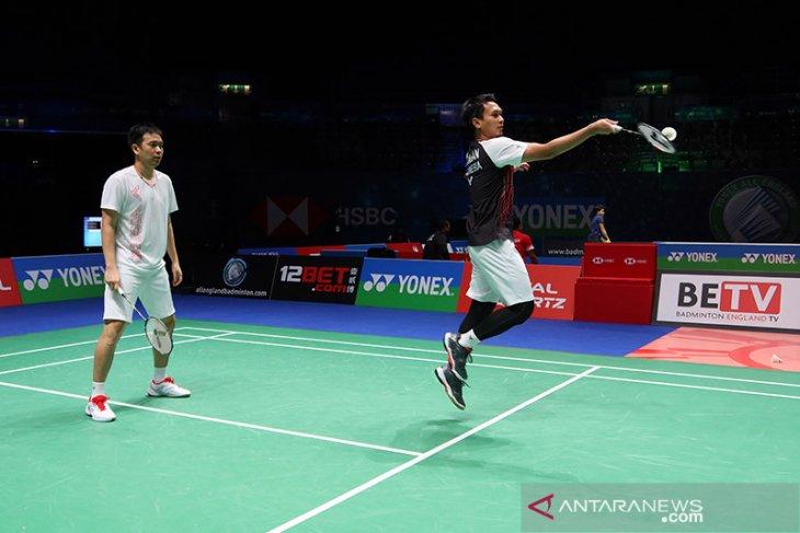 Tim Indonesia berharap bantuan Jokowi pulang dari All England