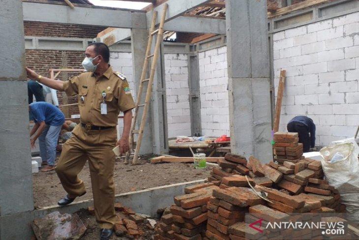 Pemkab Bekasi mulai bangun rumah korban banjir Sungai Citarum