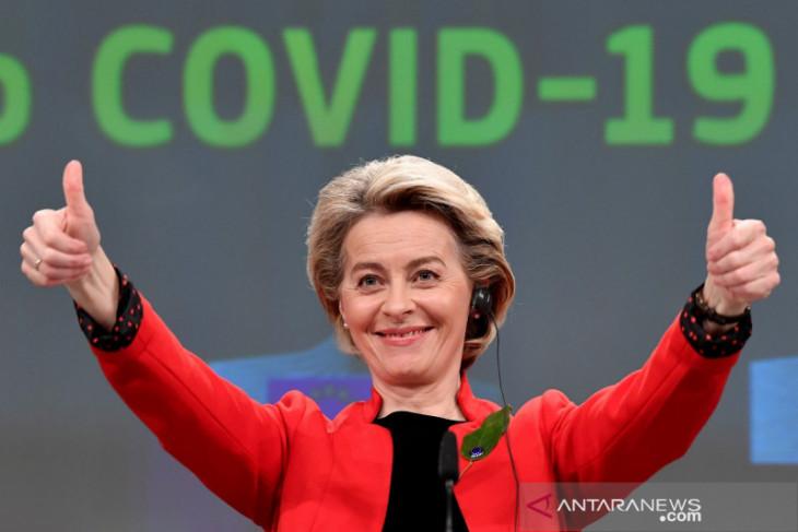 Uni Eropa tak putuskan rekomendasi pencampuran vaksin COVID-19