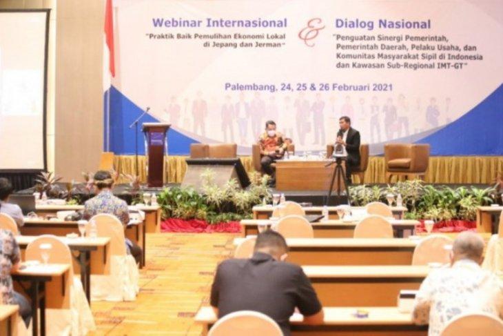 Waka DPRD perjuangkan Jambi dalam Forum Internasional agenda IMT-GT agar diprioritaskan