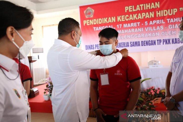 Pemkab Gianyar beri pelatihan barista