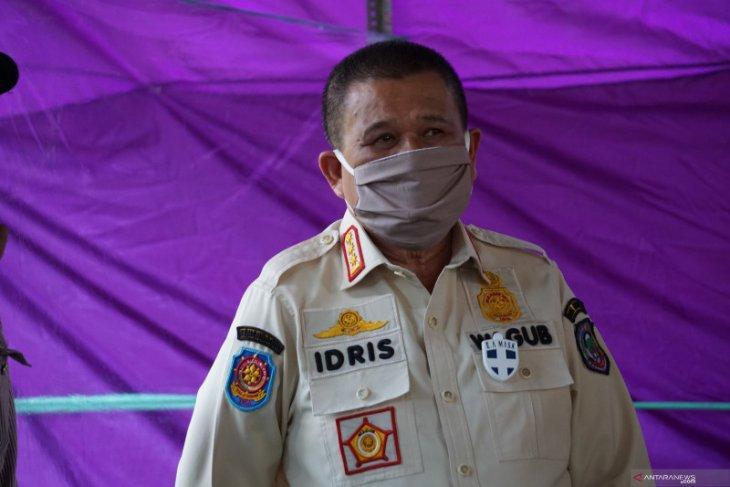 Pemprov Gorontalo salurkan beras cadangan pangan di Boalemo