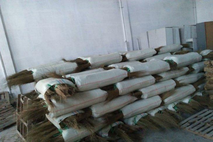 Sumut ekspor lidi ke Vietnam