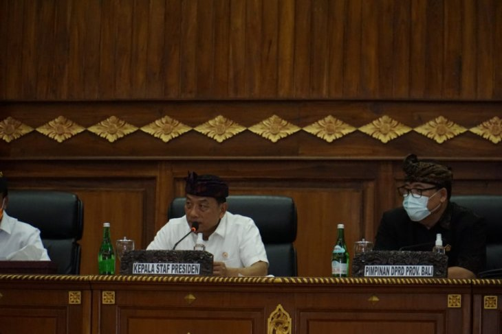 Moeldoko: konflik agraria di Bali harus segera tuntas