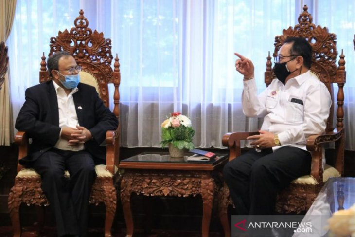 Wagub Cok Ace sambut rencana India untuk perkuat kerja sama