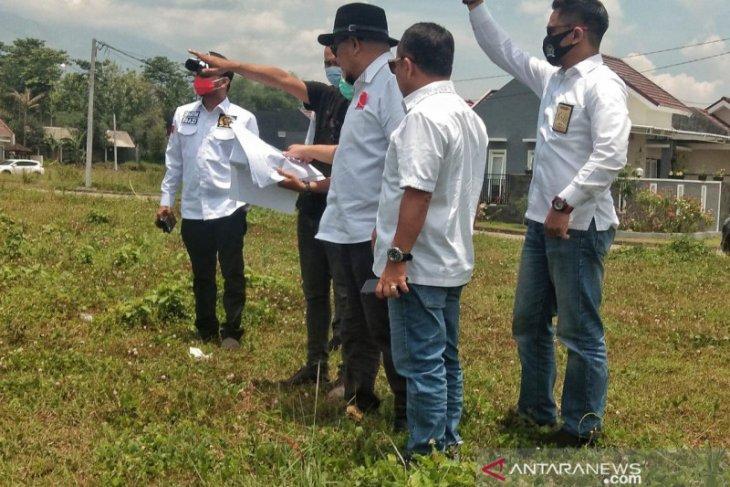 Ketua DPD RI berharap inovasi bangunan tahan gempa Kampus Untirta Banten terus disempurnakan
