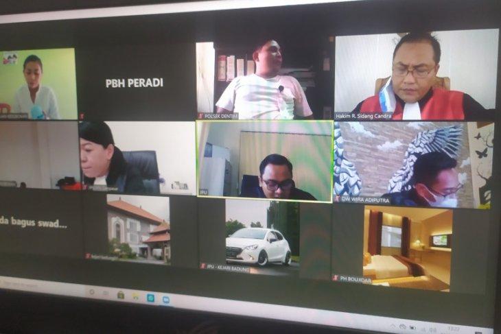 Pemilik sabu-ekstasi divonis 9 tahun penjara di PN Denpasar