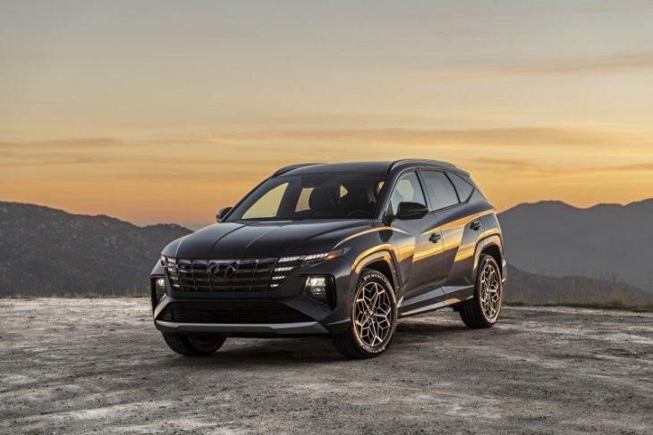 Hyundai Tucson 2022 menghadirkan dua varian terbaru