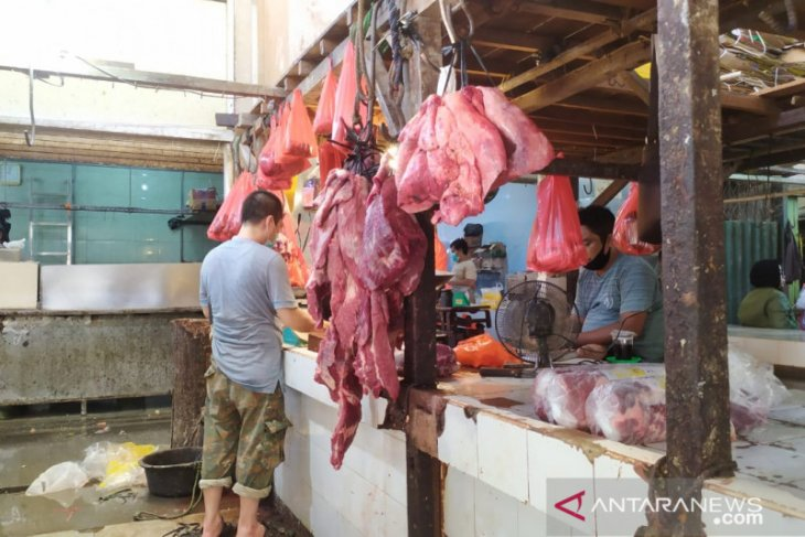 Jelang Ramadhan, harga daging sapi di Kalbar diperkirakan naik