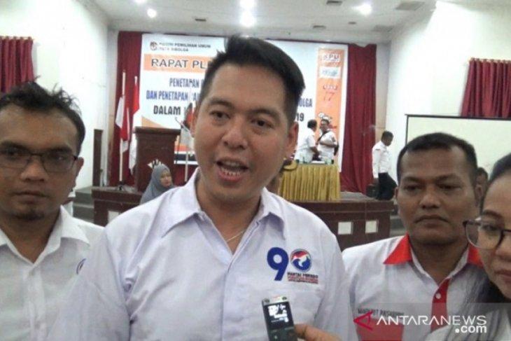Wali Kota Sibolga sudah sampaikan usulan pelantikan wakil Ketua DPRD dari Perindo