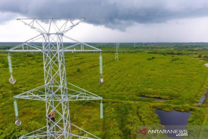 Pemerintah Provinsi Kalbar terbitkan lokasi SUTT 150 kV Trans Kalimantan