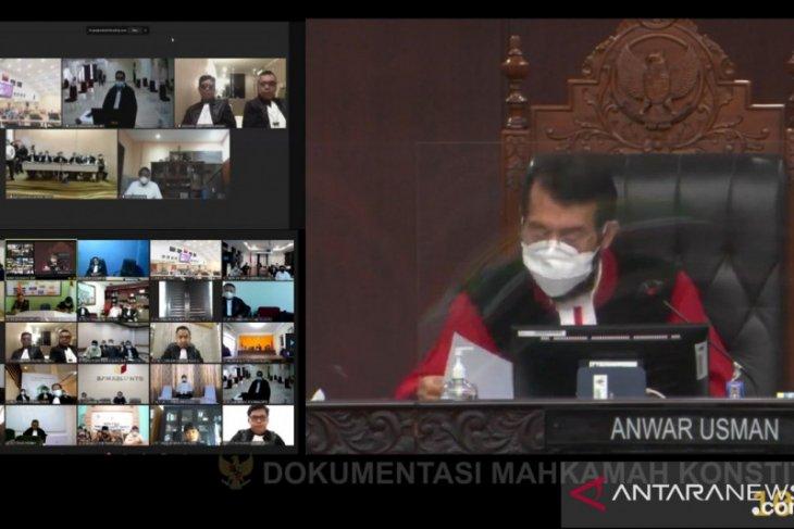 MK batalkan putusan KPU Kabupaten Teluk Wondama, Papua Barat