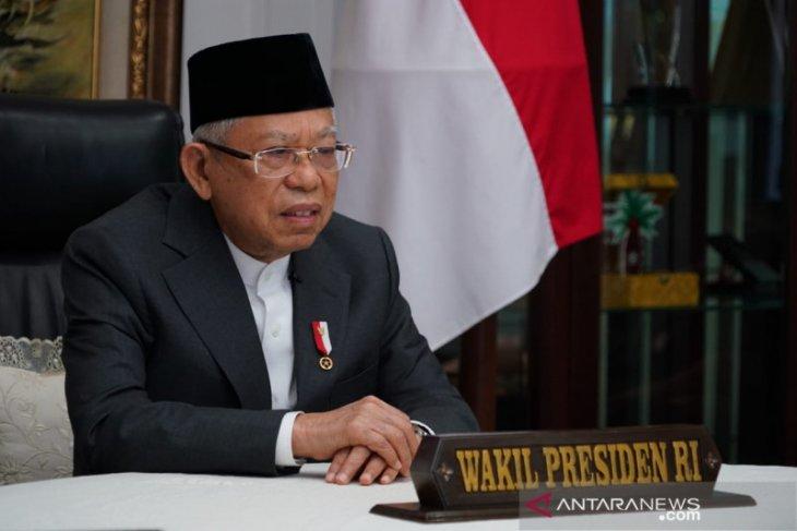 Wapres: Pemerintah putuskan mudik Lebaran 2021 sebelum Ramadhan