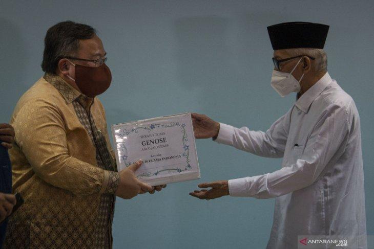 Govt donates coronavirus breathalyzer to Indonesian Ulema Council