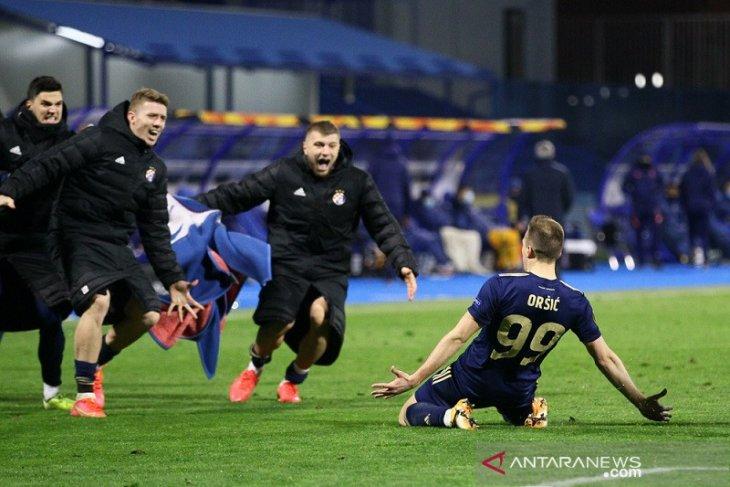 Tottenham angkat koper dari Liga Europa setelah kalah 0-3 di Zagreb