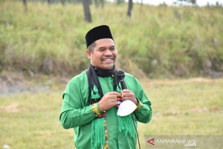 Bupati Bener Meriah temui Presiden Jokowi, ini yang disampaikannya