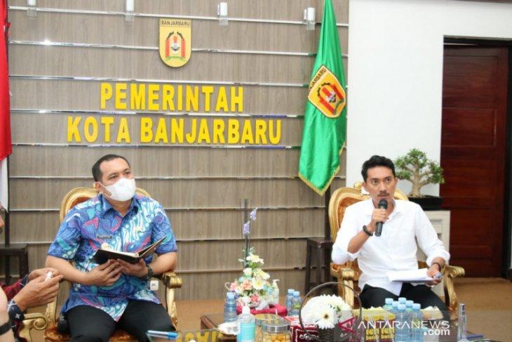 Bupati hadiri ekspose PDAM Intan Banjar