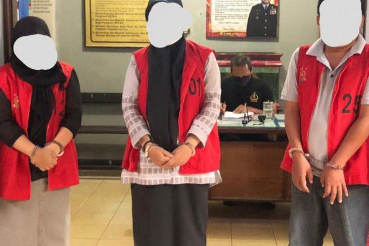 Kejari Tala tahan tiga tersangka mantan pejabat RSUD H Boejasin Pelaihari