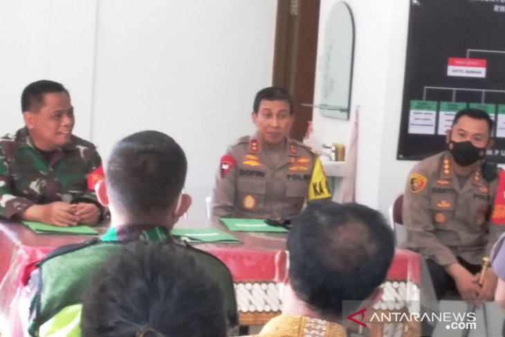 Pangdam dan Kapolda Jabar memuji PPKM mikro di Kota Bogor