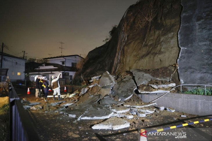 No report of Indonesians affected by 7.2-magnitude quake in Japan