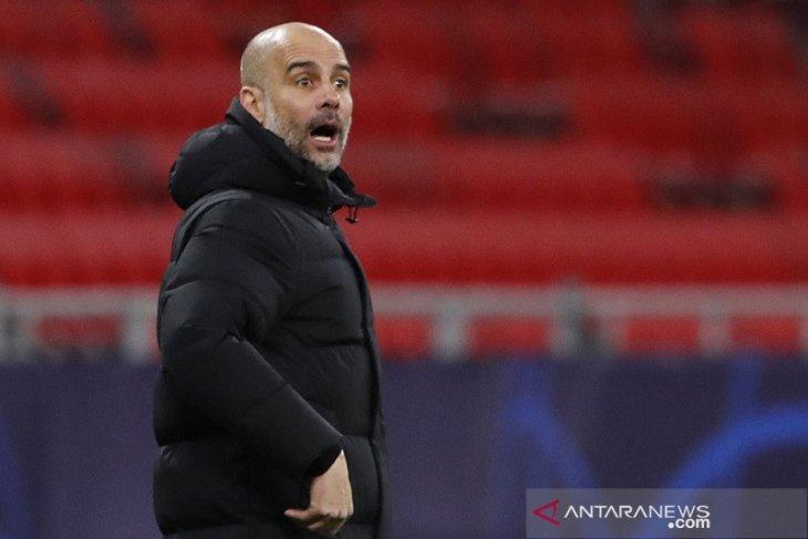 Guardiola akan analisis penampilan Dortmund di jeda internasional