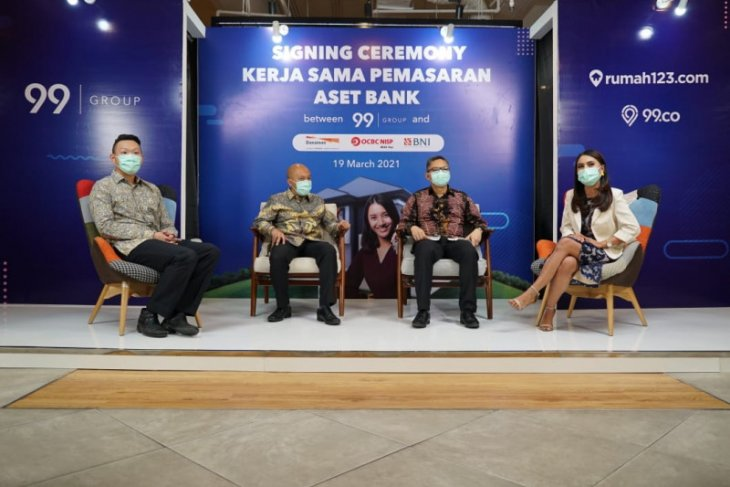 99 Group kolaborasi perbankan dorong pasarkan aset bank