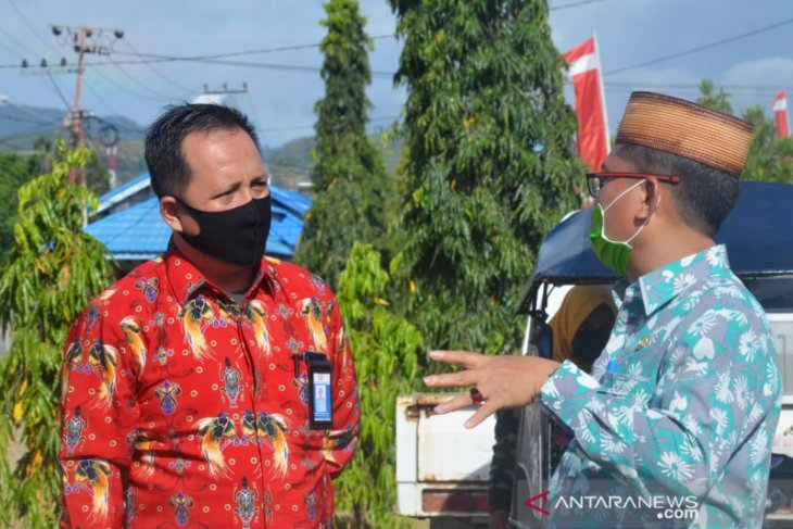 Produksi perikanan di Pelabuhan Perikanan Nusantara Kwandang alami penurunan