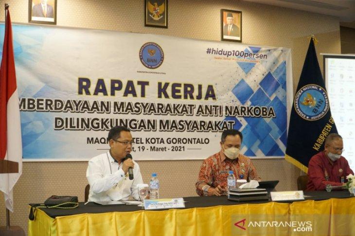 Pemkab Gorontalo Utara perangi narkoba melalui pemberdayaan masyarakat
