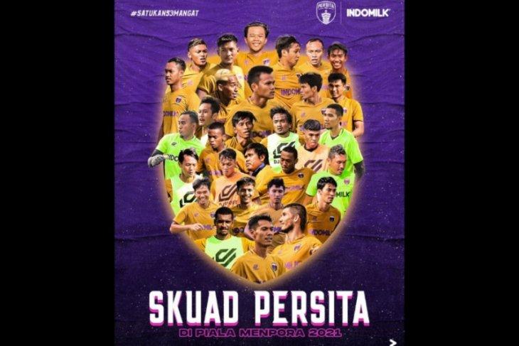 Persita Tangerang boyong 30 pemain ke Sleman