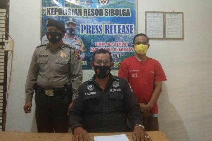 Lagi, nelayan Sibolga diamankan karena miliki narkoba